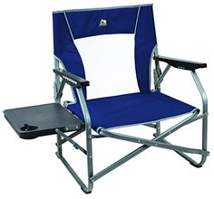GCI Outdoor 3 Position Event Chair, Indigo Blue Visit the image link more details. Camping Furniture, Patio Furniture Covers, Couch Furniture, Camping Chairs, Outdoor Furniture, Kids Camping Gear, Diy Camping, Camping And Hiking, Outdoor Camping
