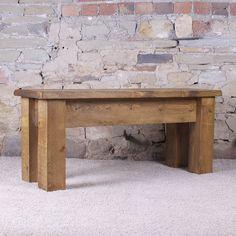 H&F Plank Bench