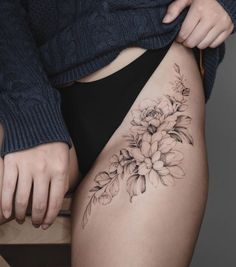 🌸 🌿 thanks for traveling homie 💃 🏻 tattoo tattoos, body art t Sexy Tattoos, Body Art Tattoos, Mini Tattoos, Small Tattoos, Sleeve Tattoos, Tatoos, Henna Tattoo Designs, Tattoo Designs For Women, Tattoo Women