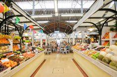 Les meilleurs marchés de Lisbonne - Mercado de Campo de Ourique - Marche couvert - Lisbonne