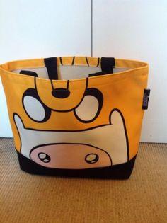Adventure Time Shopping Bag