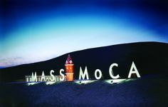 Mass MoCA in North Adams, MA. MASS MoCA is the largest center for contemporary visual and performing arts in the United States. North Adams, Visual And Performing Arts, Boston Things To Do, Museum Of Contemporary Art, In Boston, Day Trips, Massachusetts, Moca, Westerns