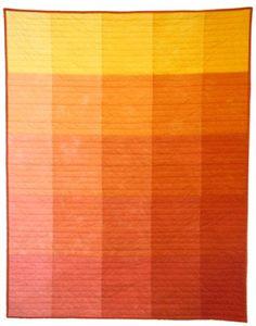 gradient quilt