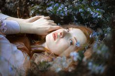 Photo: Beata Polańska Photography Title: Spring Charm Model: Paulina Eggert Mua: Dorota Ossowska Make-up Artist Cooperation: Izabella Sapuła Photography, Moments by Marta Wilk Photography