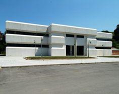 Nave industrial de hormig n arquitect nico in situ en - Fachada hormigon in situ ...