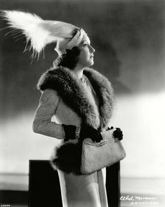 Actress Ethel Merman 1936