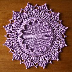 Ravelry: Doily #35 pattern by Patricia Kristoffersen