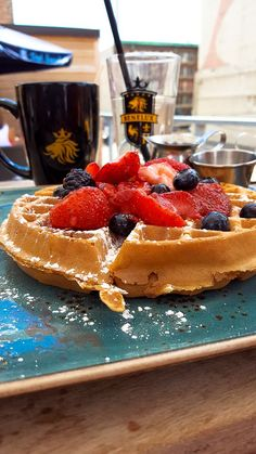 Milwaukee's best brunch is at Cafe Benelux-One Great Weekend: What to do in Milwaukee, Wisconsin www.casualtravelist.com