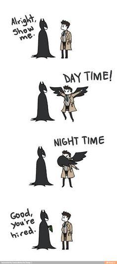 Bats and Cas