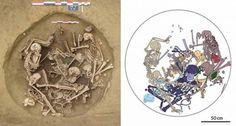 Fransa'da Şiddet Mağduru 6 Bin Yıllık İskeletler Bulundu  http://www.nouvart.net/fransada-siddet-magduru-6-bin-yillik-iskeletler-bulundu/