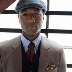 Aloe Blacc - whatta handsome man :)