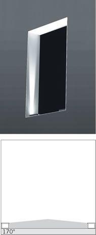 SIMES. Shape, libera di seguire ogni forma - Simes S.p.A. luce per l'architettura