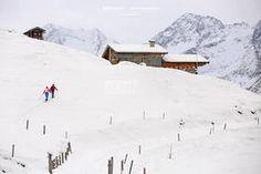 Anfänger Skitour in der Zillertalarena mit dem Bergführer von Alpindis.at www.alpindis.at Berg, Outdoor, Outdoors, Outdoor Games