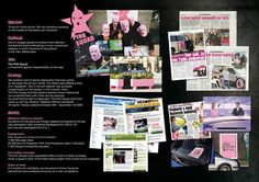 Case study featuring results from The Pink Squad campaign - How to Get People Talking About a Low Interest Product