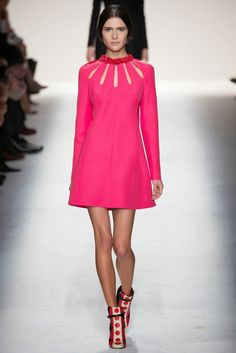 Just you: Valentino Fall-Winter 2014-15 París Fashion Week