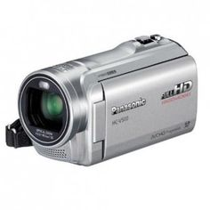 Panasonic HC-V500 Full HD PAL Camcorder-Silver