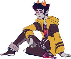 Картинка с тегом «homestuck and sollux captor»
