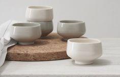 Ann- Set of 4 ceramic dipping bowl