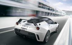 Lotus Evora GTE Road Car Concept 2011