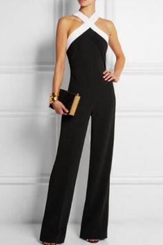 ea0400ba4380 Black Velvet Push Up Wide Leg Jumpsuit Black Jumpsuit