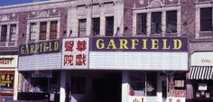 The Garfield Theatre, on Valley Boulevard in Alhambra. I spent many Saturday afternoons there watching double-features in the fifties. My brother was an usher so I usually got in free when they opened.