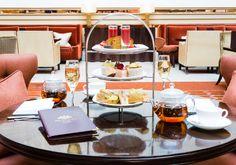 The Waldorf Astoria Luxury Seafood Afternoon Tea