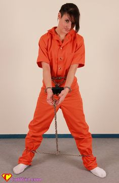 Simple Orange Prison Jumpsuit Women Related Keywords  Orange Prison Jumpsuit