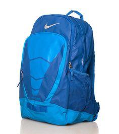 nike blue max air backpack