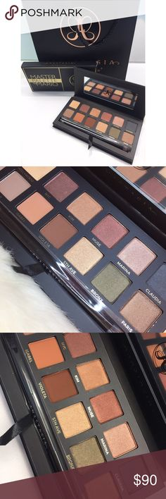*Master Palette by Mario* Anastasia Beverly Hills A perfect Holiday gift! Brand new. Bought from ABH Boutique in Beverly Hills. Comes with ABH paper bag and box. I have one myself and this has been my go-to shadow palette! The color pay-off is amazing! Doesn't crease and the shimmer sticks to the skin. This one has never been used, so it is in 100% perfect condition! It's sold out everywhere, so I can't trade, send me your offer and maybe we can work it out! Final sale! Anastasia Beverly…