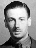 """Maurice Southgate (1913-1990) was a British RAF officer who served in the Special Operations Executive (SOE) during World War II. Under the codename """"Hector"""", he organised the STATIONER circuit operating across the Limousin region from 1942 to 1944. He was captured by the Gestapo near Montluçon in 1944 and deported to Buchenwald concentration camp where he remained until its liberation by American forces in 1945."""