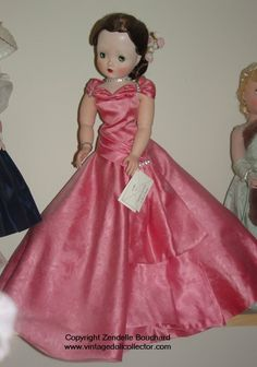 Cissy's Outfits – 1956 » Vintage Doll Collector