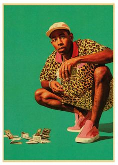 Fresh Print 42 x 30 Cm for framed install Vintage French Posters, Vintage Concert Posters, Collage Vintage, Retro Vintage, Event Poster Design, Graphic Design Posters, Art Exhibition Posters, Wall Art Crafts, Tyler The Creator