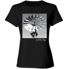 Windmill | windmill t-shirt, original photo