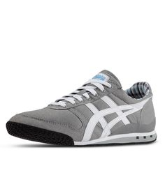 asics tiger ultimate 81 whiteblackfire