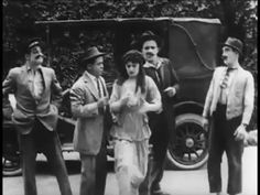 Fatty's Plucky Pup (1915) - Roscoe Arbuckle and Duke the Dog   26:18