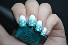 Nails by Kayla Shevonne: 31 Day Challenge - Day 11: Polka Dots
