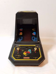 Vintage 1981 Coleco Pac-Man Pacman Table Top Mini Arcade Video Game Electronic…