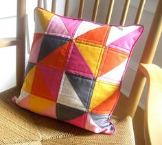 23 Ideas for Sewing Your Own Pillows | The New Home Ec