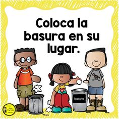 Fun in Pre-K! Dual Language Classroom, Classroom Rules, Spanish Classroom, School Classroom, First Day Of School, Pre School, School Clipart, Elementary Spanish, Good Student