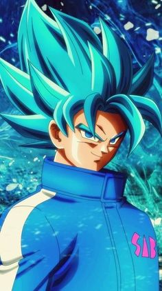 Dragon Ball Z images for mobile screen Dragon Ball Gt, Blue Dragon, Goku Blue, Dragon Ball Z Iphone Wallpaper, Dragon Images, Black Anime Characters, Seven Deadly Sins Anime, Cool Dragons, Fanarts Anime