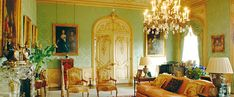Image result for highclere castle interior