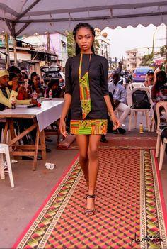 Perfect And Fabulous Ankara Outfits To Rock This Season - Jos Kitchen Fashion Ankara Slayers Couples African Outfits, African Attire, African Wear, African Women, African Fashion Ankara, Latest African Fashion Dresses, African Print Fashion, Africa Fashion, Short African Dresses