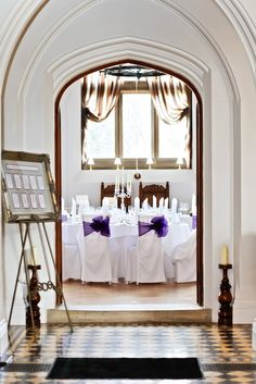 Stanbrook Abbey wedding venue in Worcestershire