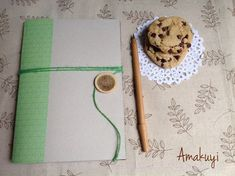 Aprende a hacer una libreta reciclando una caja de cereales