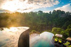 Hanging Gardens Ubud - Bali - by Johan Lolos #ihecs