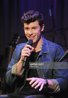 Shawn Mendes at The GRAMMY Museum on September 27, 2016 in Los Angeles, California.