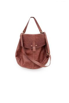 Brown leather bag by StellaandLori on Etsy, $390.00