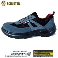 Schuster iş ayakkabısı Süet  SP350 S1 Yazlık