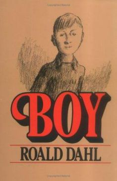 Cover image for Boy : tales of childhood