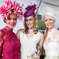 Queensland fashion continues to set the tone for the 2014 spring racing season with local milliners and designers being featured in fashions on the field across the country.